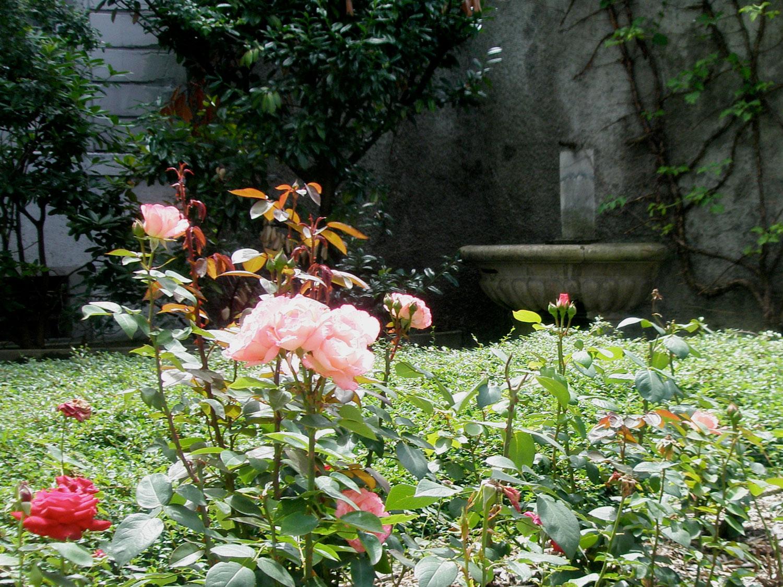 Le bourg c t jardin le bourg 2 page for Le jardin morat