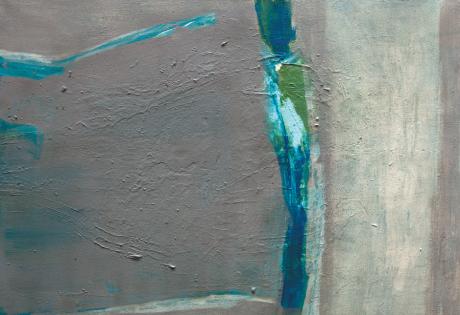 Thomas Grogg, L'homme paysage