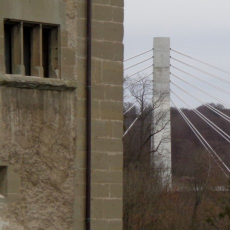 Porte et pont