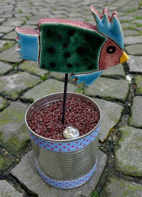 """Artibule offre """"Oiseau"""" de Monika Forster."""