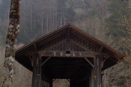 La Sodbachbrücke