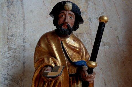 Saint Jacques le Majeur, patron des pèlerins