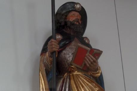 La statue de Hans Gieng