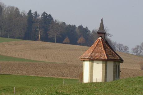 La chapelle de Menziswil