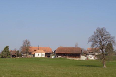 Le hameau de Villars-les-Joncs