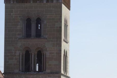 Le Bourg roman, Basilique Notre Dame
