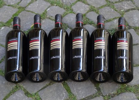 Cantina del Mulino offre six bouteilles de Tonaghe, Cannonau di Sardegna